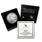 2013 5 oz Silver America the Beautiful Complete US Mint Set with COA