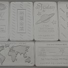 30 ounces HW Minting Company .999 Fine Silver Bars ~All Designs~