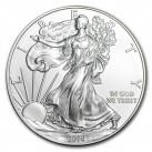 2014 1 ounce American Silver Eagle Round