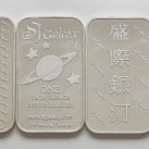 30 ounces HW Minting Company 1 ounce .999 Fine Silver Bars ~All Designs~